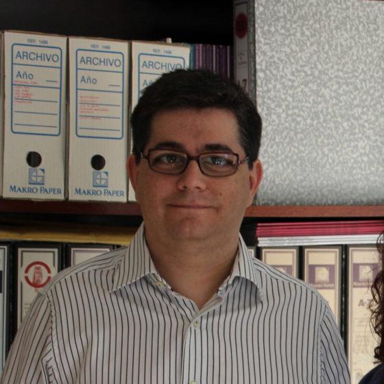 Antonio Carmona Lavado